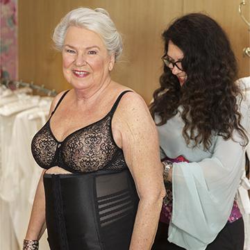 Underkläder för alla kvinnor oavsett storlek