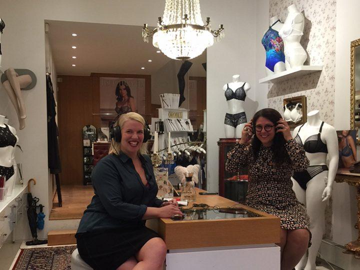 Varför skall man lyssna på underklädespodden AVIANI – Passion for Lingerie
